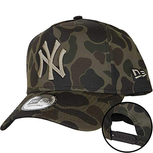 New Era Herren Snapback Caps MLB Camo New York Yankees 9 Fourty Camouflage Verstellbar