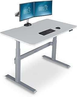 VARIDESK – Full Electric Desk – PRODESK 60 Electric White - 3-Button Memory Settings