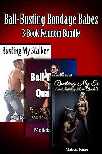 Ball-Busting Bondage Babes: 3-Book Femdom Bundle (English Edition)