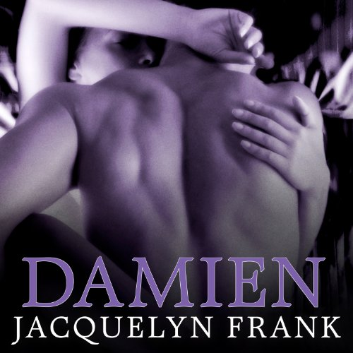 Damien audiobook cover art