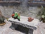mitienda mit Liebe gemacht Wasserkrug 1 cm, 100% Handmade, Krippe & Krippenfiguren, Krippenbotanik