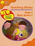 Oxford Reading Tree: Stage 6: More Storybooks C: Teaching Notes
