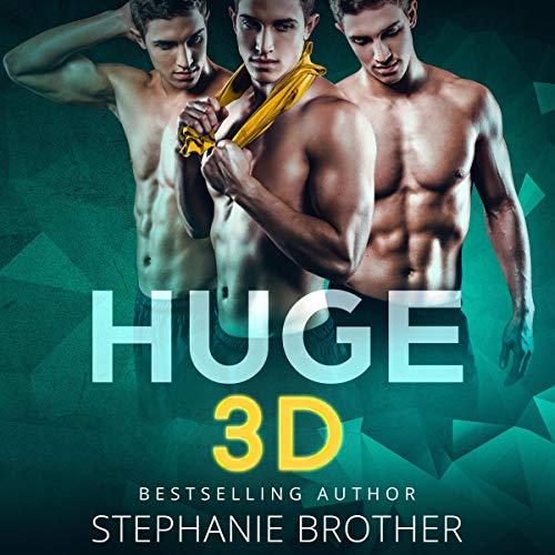 Huge 3D cover art