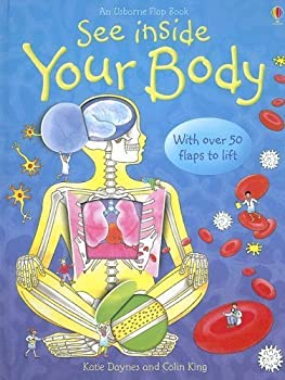See Inside Your Body by Daynes Katie  unknown Edition  [Boardbook 2006 ]