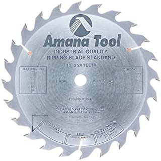 Amana Tool - 610240 Carbide Tipped Ripping Standard 10