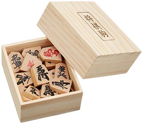 Pieza de ajedrez de madera (jap?n importaci?n)