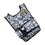 CROSS101 Arctic Camouflage Adjustable Weighted Vest