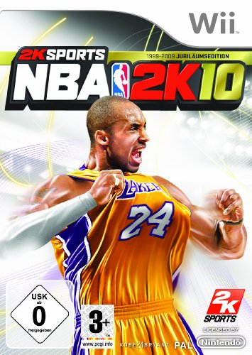 NBA 2K10 [import allemand]