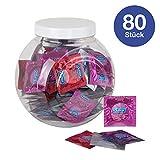 Durex Fun Explosion Kondome – Verschiedene Sorten für aufregende Vielfalt - Verhütung, die Spaß...