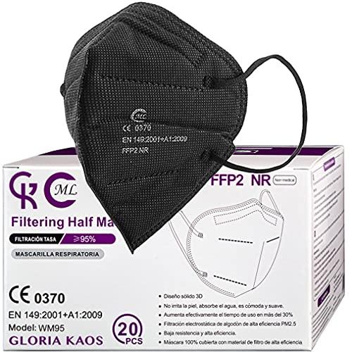Máscaras Ffp2 Certificación Ce Marca Gloria Kaos