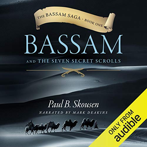 Couverture de Bassam and the Seven Secret Scrolls