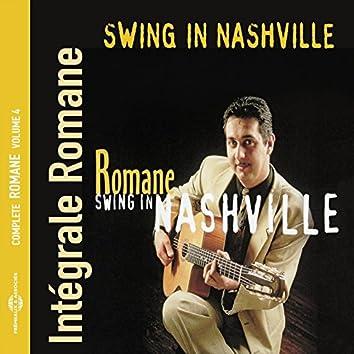 Swing In Nashville (feat. Laurent Bajata, Bob Burns) [Intégrale Romane, vol. 4]