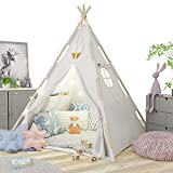 Tenda Indiana per Bambini - Tenda per Bambini Tende per Bambini - casetta per bambini - tenda bambini indiani tenda indiani per bambini teepee bambini tenda tepee per bambini - tende bambini