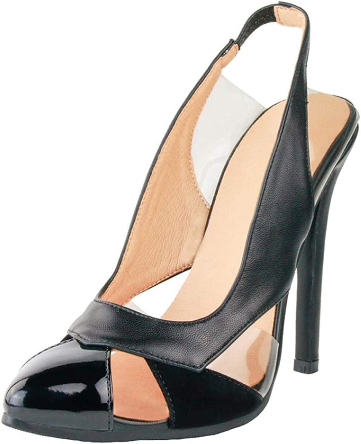 CASSOCK Women's Casual shoes Slingback Party Office High Heel Dress Pumps shoes