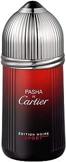 Pasha De Cartier Edition Noire Sport by Cartier for Men Eau de Toilette 100ml