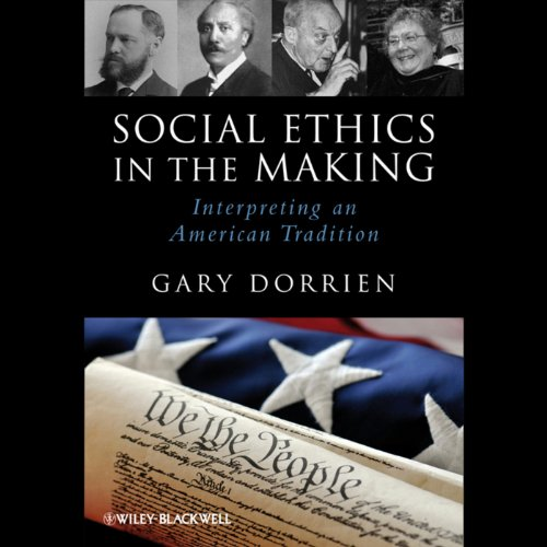 Social Ethics in the Making audiobook cover art