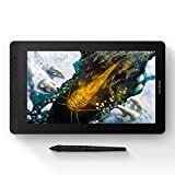 HUION KAMVAS 16 (2021) Graphics Drawing Tablets with Screen USB-C to USB-C Android Supported Pen Display Full-Laminated Digital Monitor 120% sRGB Tilt 8192 Levels - 15.6 inch