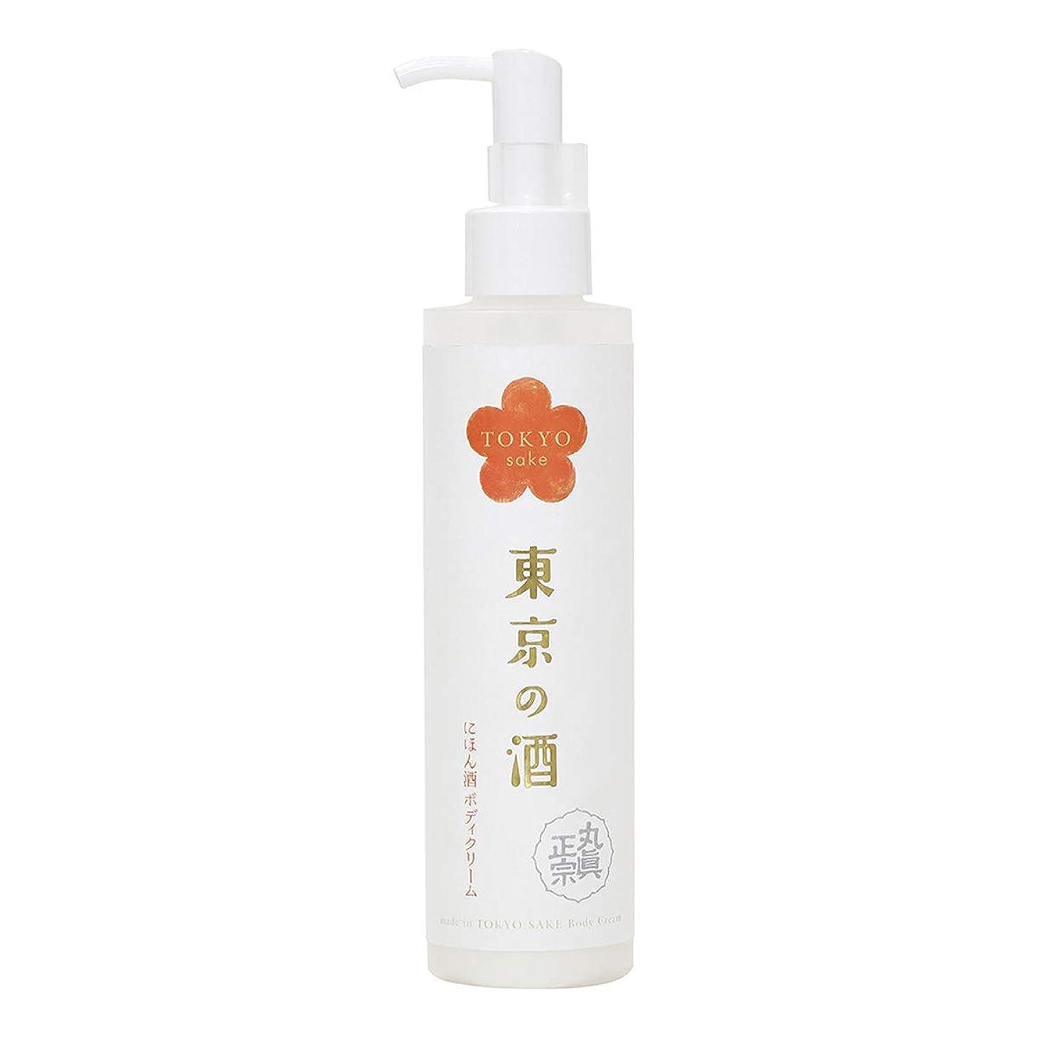 ソート適応カートンノルコーポレーション 東京の酒 ボディクリーム OB-TKY-3-1 200ml