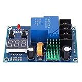 Batera de cido Plomo 6-60V y Batera de Litio Regulador de Carga Interruptor de Proteccin