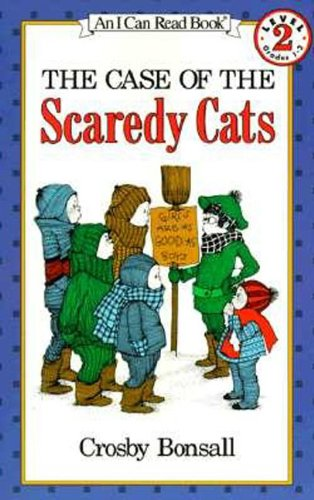 The Case of the Scaredy Cats (I Can Read Books: Level 2(Harper Paperback))の詳細を見る