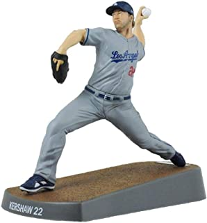 U.C.C Distribution L.A. Dodgers Clayton Kershaw 6'' Deluxe Figure Collectible Toys