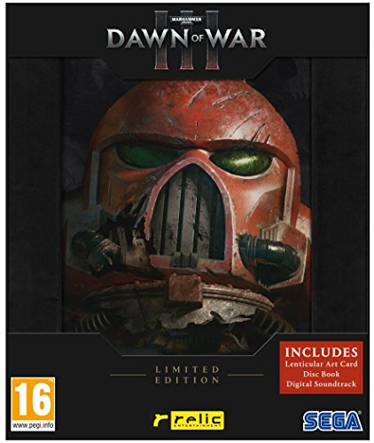 Warhammer 40,000: Dawn Of War III - Limited Edition [Importación Inglesa]