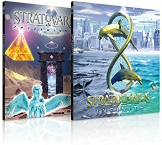 Intermission + Infinite [2 CD] by Stratovarius (2012-05-04)