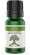 Aceite Esencial Árbol del Té, Anjou Aceites Esenciales Aromaterapia 100% Natural Puro para Difusor/Humidificador/Masaje/Spa/Cuidado de la Piel y el Cabello 10 ML