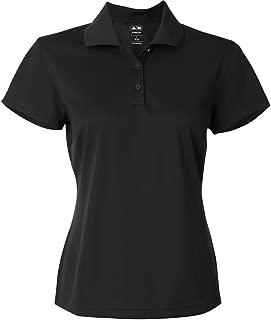 adidas Women's Climalite Basic Knit Polo Shirt
