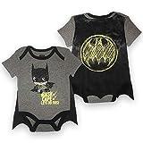 Infant Boys Batman Bodysuit Set - DC Comics...