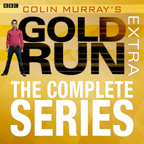 Colin Murray's Gold Run Extra Complete cover art