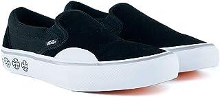 Vans Slip-On Pro Sneakers (NV/STV/NV) Men's Classic Suede...