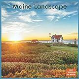 Maine Landscape Calendar 2022: Official US State Maine Calendar 2022, 16 Month Calendar 2022