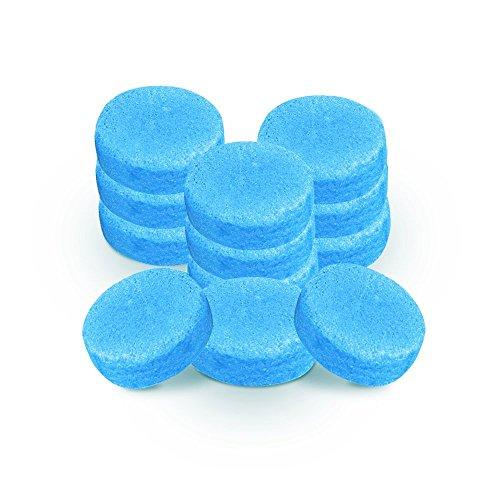 Urinal Cakes, Ocean Breeze Scent Urinal Deodorizing Block, Fresh Ocean Scent (Case of 12)