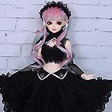 BBYYT BJD Doll 1/4 F Elf Girl Flexible Resin Figure Fullset Option Toy for Girl Fantastic Gift Fairyland Minifee Eliya