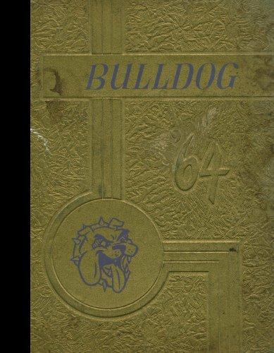 (Reprint) 1964 Yearbook: Thomas High School, Cameron, Texas