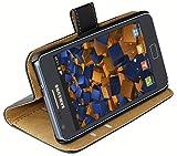 mumbi Tasche Bookstyle Case kompatibel mit Samsung Galaxy