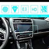 8X-SPEED for 2016 2017 2018 Subaru Outback 9-Inch Car Navigation Screen Protector HD Clarity 9H Tempered Glass Anti-Scratch, in-Dash Media Touch Screen GPS Display Protective Film