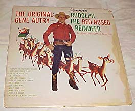 the original gene autry sings rudolph