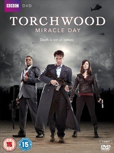 Torchwood - Miracle Day (Series 4) [Reino Unido] [DVD]