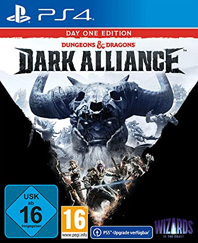 Dungeons & Dragons Dark Alliance Day One Edition (PlayStation PS4)