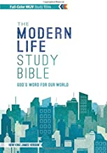 NKJV, The Modern Life Study Bible, Hardcover: God's Word for Our World