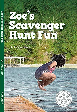 Zoe's Scavenger Hunt Fun