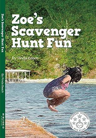 Zoe's Scavenger Hunt Fun