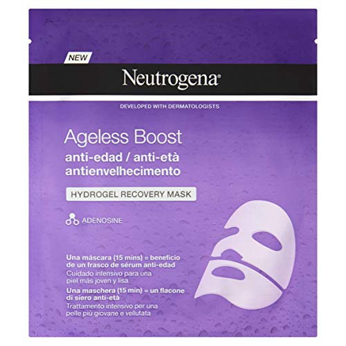 Neutrogena Hydrogel Mascarilla Anti-Edad, 30 ml