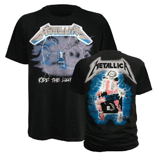 Universal T-Shirt-(M)-Ride The Lightning