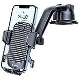 andobil - Supporto per cellulare da auto con ventosa ultra stabile, universale, per iPhone 12 Pro Max/12/11/11 Pro/Samsung S21/S21+/S20/10/A51/Huawei/OnePlus/Xiaomi ecc.