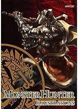 Monster Hunter Illustrations Art Book Set