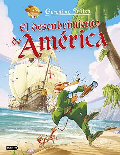 El descubrimiento de América: Cómic Geronimo Stilton 1 (Comic Geronimo Stilton)