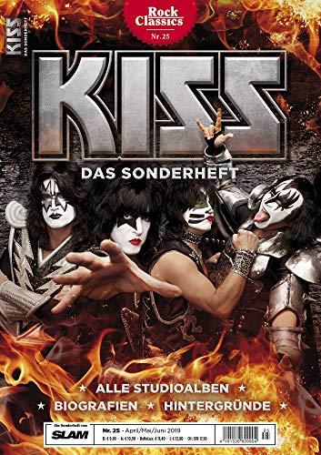 KISS - Das Sonderheft (ROCK CLASSICS #25)